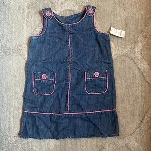 NWT - Baby Gap 1969 Dress - Toddler size 4